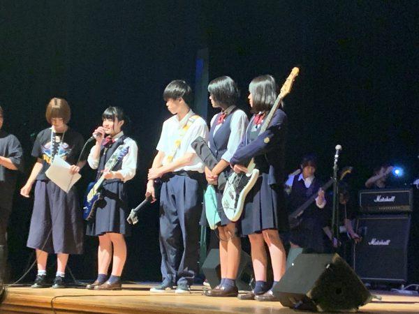 軽音楽部・尚美学園主催「けいおん夢まつりライブ」に参加