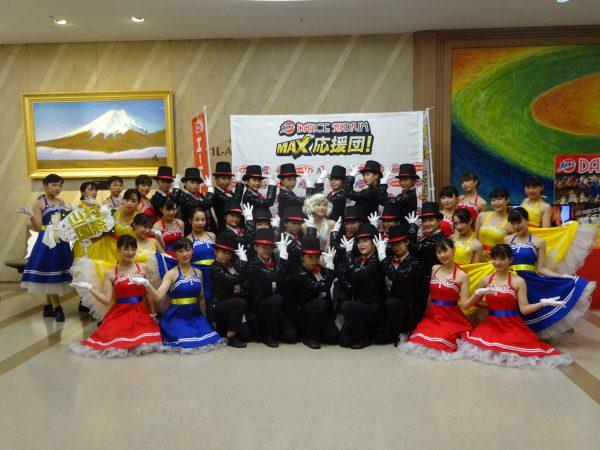 ダンス部 Dance showcase by GOLD ☆ WINGS お知らせ