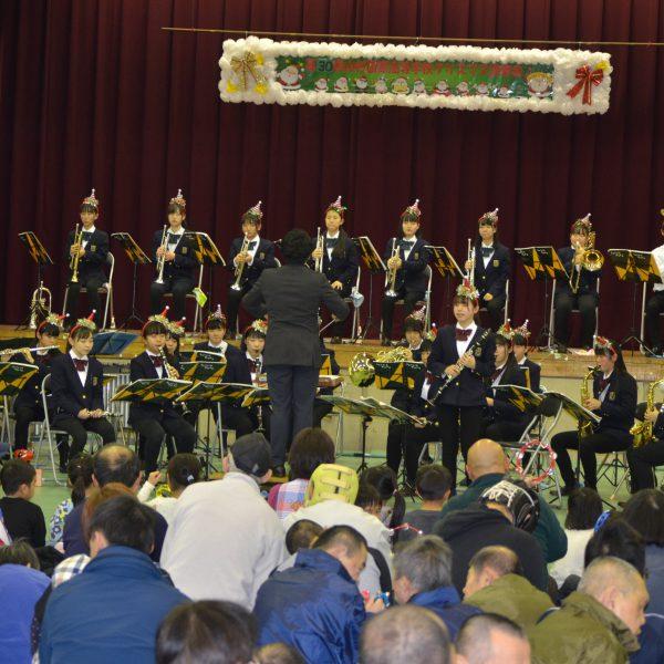嵐山郷クリスマスコンサート