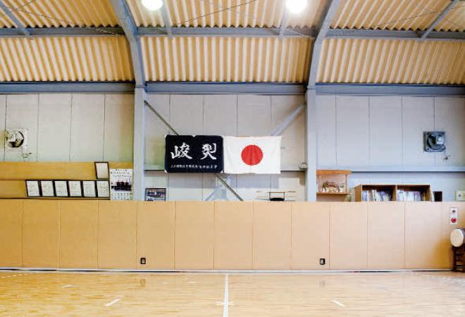 武道場の画像