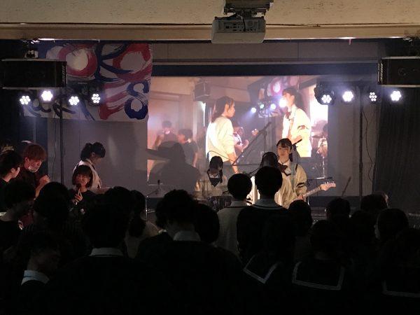 軽音楽部・所沢高校主催合同ライブ参加